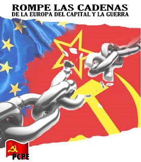 El Comité Ejecutivo del PCPE llama a la movilización sostenida y a la Huelga General. (Comunicado tras las últimas reformas del gobierno) Pcpe-europeas