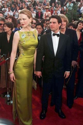 nicole kidman john galliano. Nicole Kidman, rochie creata