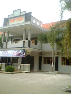 Gedung Baru SMP 3 Pati