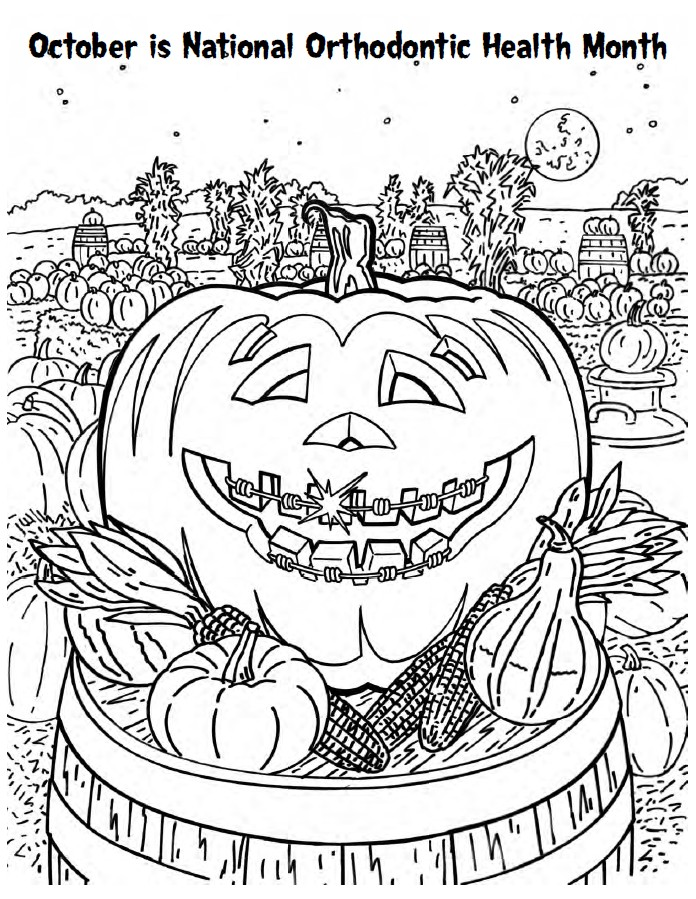 there will be one winner from each category category 1 includes ages 7 and under category 2 is age 8 and up good luck - Halloween Coloring Contest 3