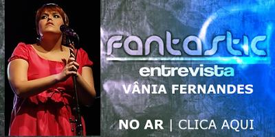 Fantastic Entrevista - VÂNIA FERNANDES, representante de Portugal no ESC 08 Vaniafernandes