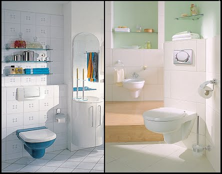 Toilet Cistern Toilet For Small Spaces