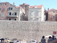 Bebyggelse bak bymuren