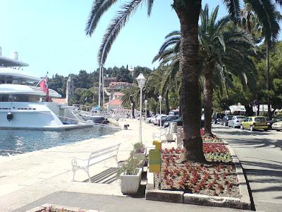 Havnen i Cavtat