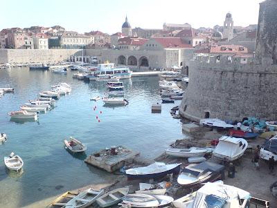 Havnen i gamlebyen