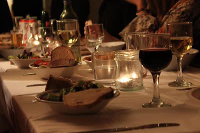 Alice Planel Dinner Exchange supper club