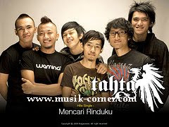 Tahta - Mencari Rinduku (CD Rip Clean)