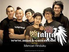 Tahta - Mencari Rinduku (CD Rip Clean)