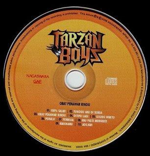 Tarzan Boys - Tunggu Aku Di Surga , Album Obat Penawar Rindu