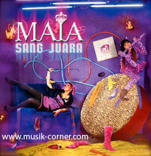 Maia - Album : Sang Juara