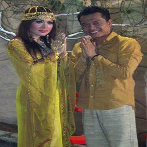 Anang Feat Syahrini - Suasana Di Kota Santri