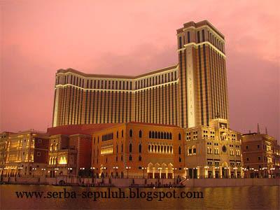 7 10 Hotel terbesar di dunia
