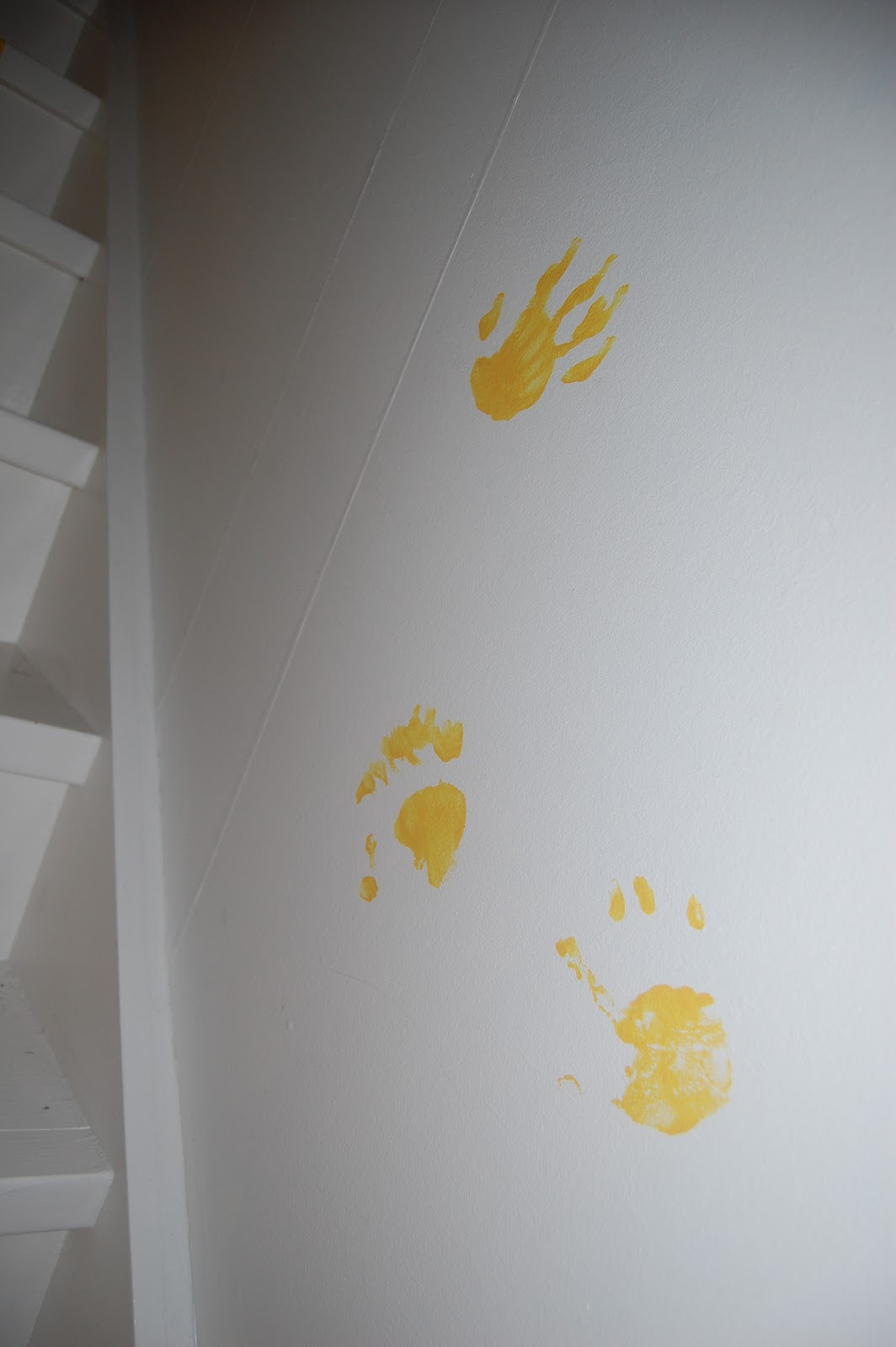 Älska retro, mönster och färg!: trappan upp!