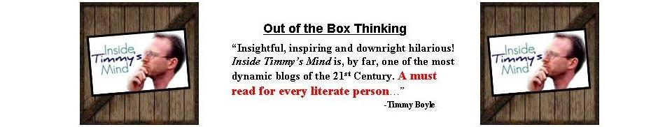 INSIDE TIMMY'S MIND