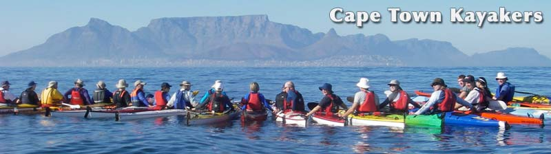 Cape Town Kayak