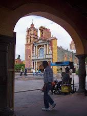 Zocalo, Tequisquiapan