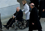 Cheney at Inauguration Ball