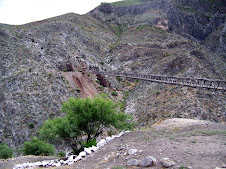 Bridge at Ojuela