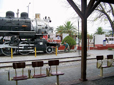 The Train Museum, Torreon