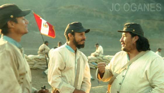 LA GLORIA DEL PACIFICO: FILM PERUANO SOBRE LA GUERRA DEL PACIFICO 1879 Untitled-22b