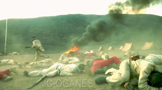 LA GLORIA DEL PACIFICO: FILM PERUANO SOBRE LA GUERRA DEL PACIFICO 1879 Untitled-21b