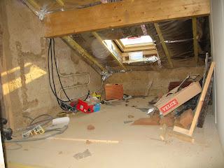 4 murs un toit et nous velux 1 fait - Velux salle de bain ...