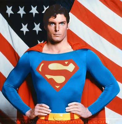 it's Christopher Reeve we think about. Brandon Routh may have done a .