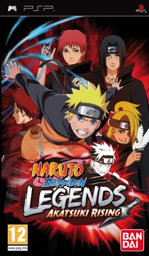 naruto shippuden akatsuki. Naruto Shippuden - Legends