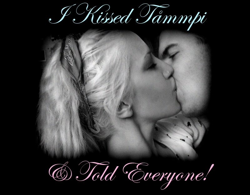 I Kissed Tåmmpi - & Told Everyone!