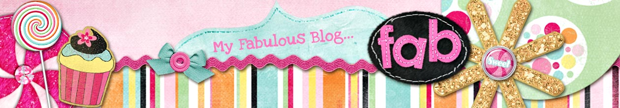 My Fabulous Digi Blog