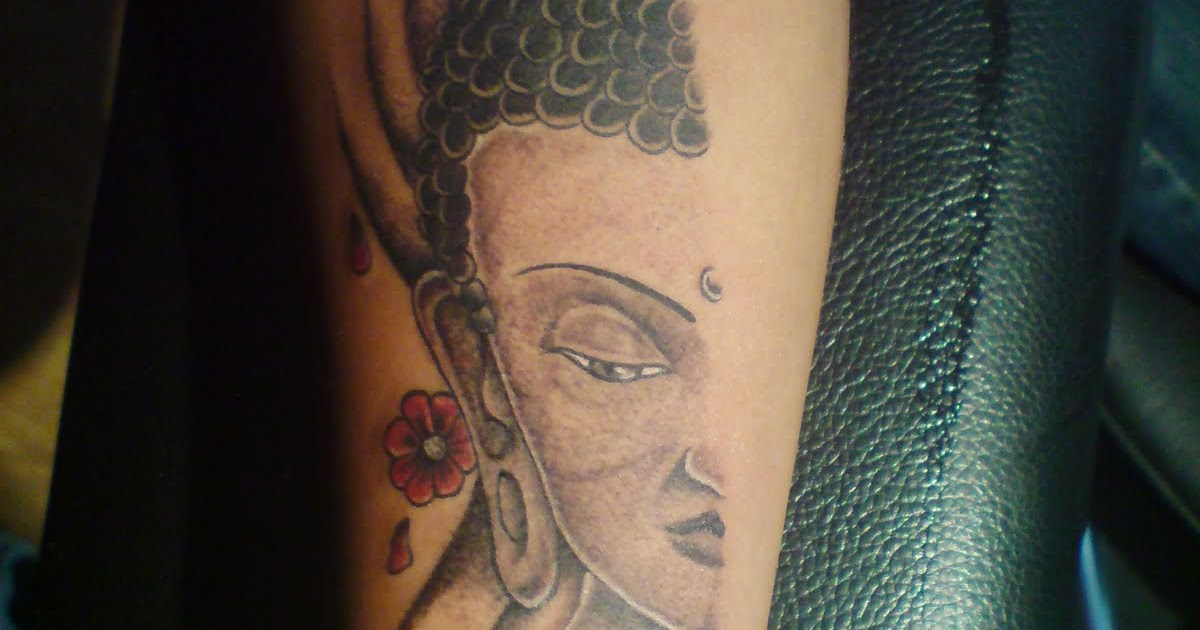 Tattoos By Vikram: Buddha Tattoos