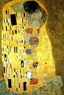 El Beso (Gustav Klimt)