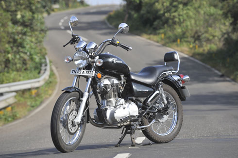 Royal Enfield Thunderbird New Models Royal Enfield Launched Its New