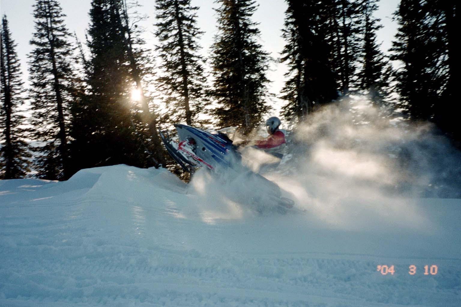 [snowmobilin']