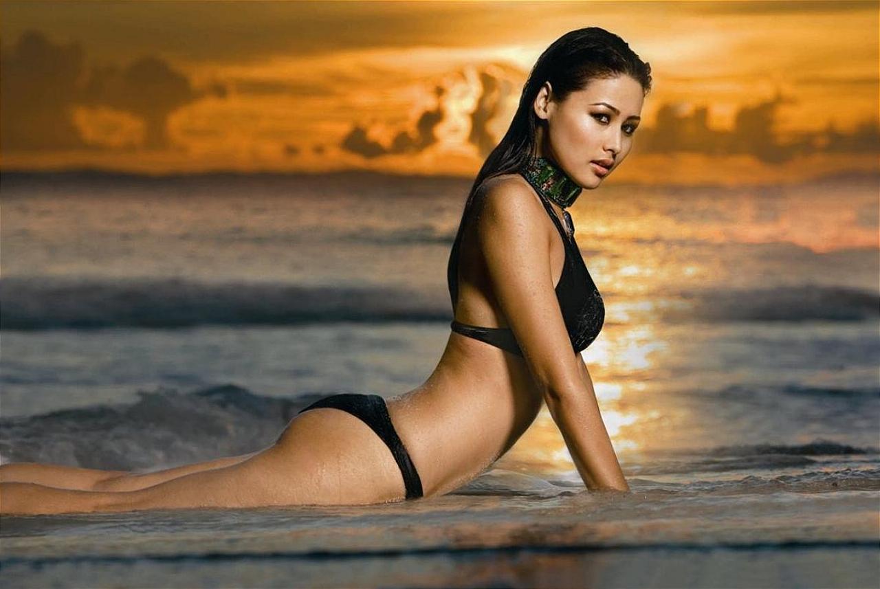 myanmar model pussy hot girl