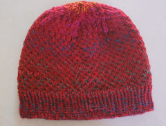 Slip Stitch Hat-Carrie