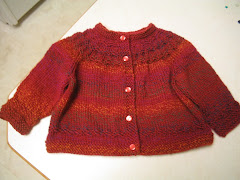 Slip STitch Yoke Sweater