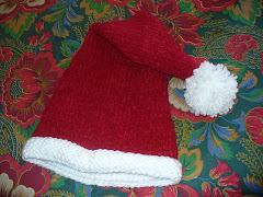 John's Santa Hat
