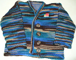 Garter Ridge Sweater