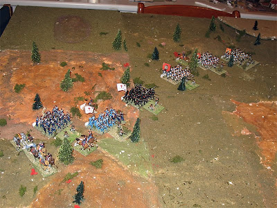 Prussian flanking force