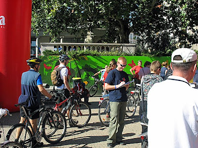 Liczenie poznańskich rowerzystów