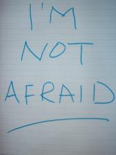 Takut?