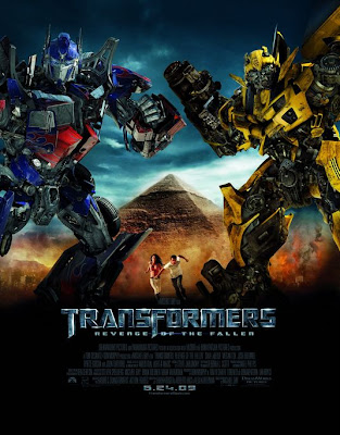 Transformers 2 Revenge of the Fallen Movie