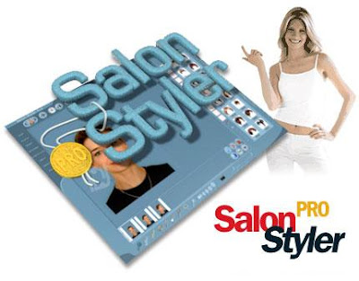 hairstyle imaging software, used by the top hair salons and