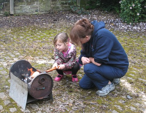 outdoor play early years dissertation