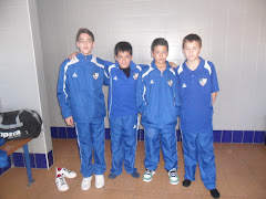 jugadores del U.Estepona