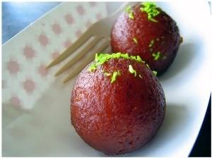 how to make gulab jamun without milk powder