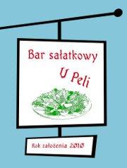 Bar Sałatkowy u Peli zaproszenie