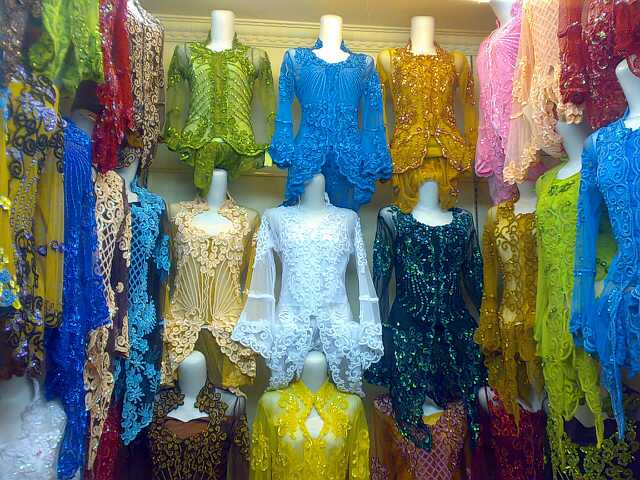 my kebaya collections...!