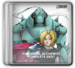 Soundtrack Amp Anime Fullmetal Alchemist Complete Best